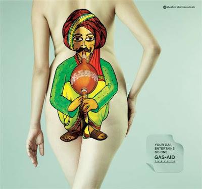gas aid ads