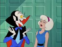 Drac and Sabrina