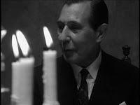 Georg Rydeberg as Lidhorst, and looking like Lugosi