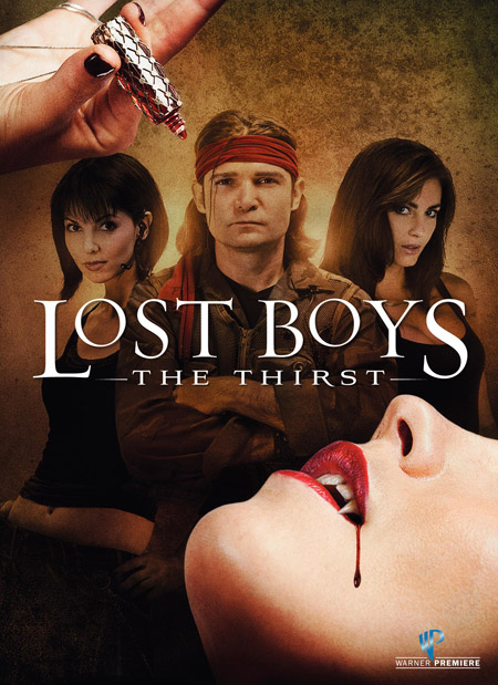 lost boys dvd