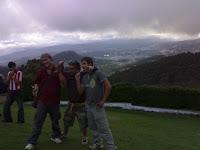 3 Gore Monkeys, Posing :D