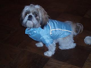 Bauer hates this coat