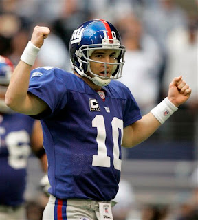 Eli Manning gets another playoff win