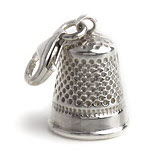 you could use a thimble for a condom