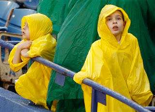 I do feel bad for these kids who had to sit out the rain delay though