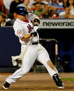 David Wright's second 2-run homer of the night but the capper on a big inning