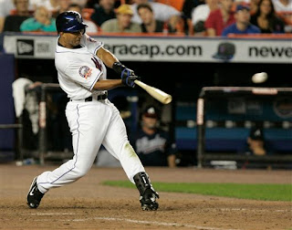 Damion Easley doesn't hit into a double-play
