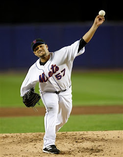 Johan Santana is earning every penny with his performance down the stretch