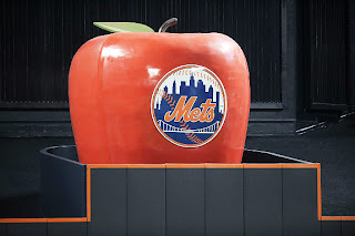 the new shiny CitiField apple