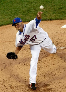 Johan Santana, a hard-luck loser once again