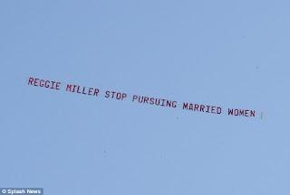 Reggie Miller stop pursuing married women