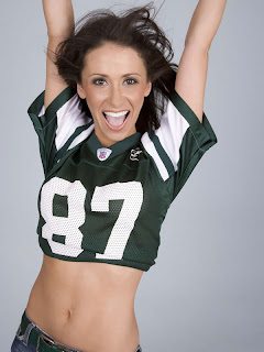 Brett Favre did not score with Jenn Sterger