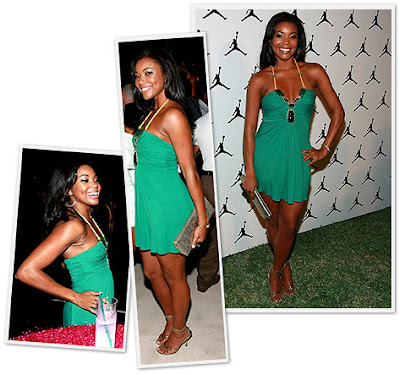 gabrielle union gowns