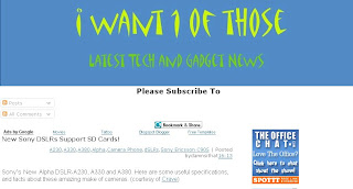 Screenshot http://iwant1ofthose.blogspot.com