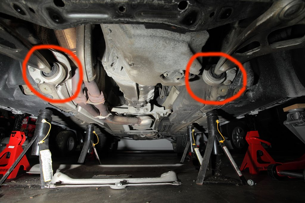 Shadetree Mechanic Bmw Lower Control Arm Bushing Replacement E46