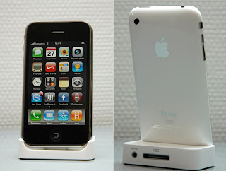 iPhone 3GS blanc