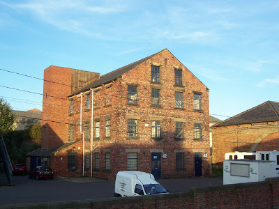 Hoults Yard - Old Maling Pottery