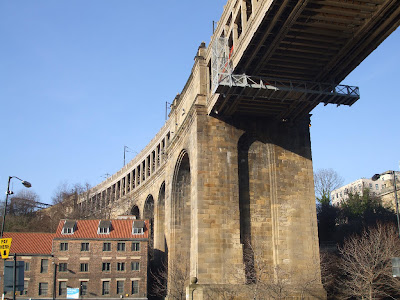 Newcastle's High Level Bridge