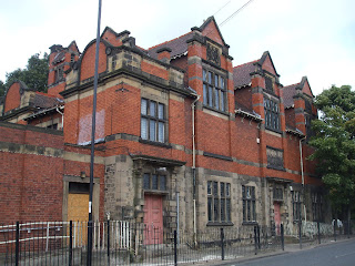 Old Heaton Library