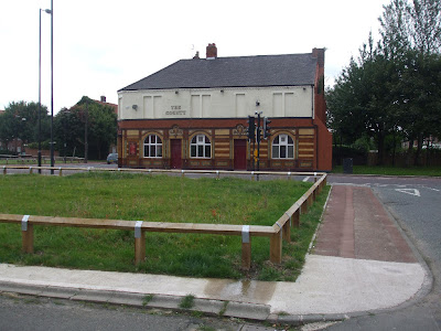 The County pub on Walker Road