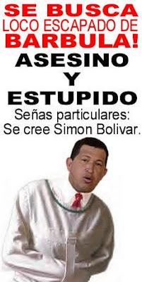 Venezuela al naufragio con Chavez de Capitan