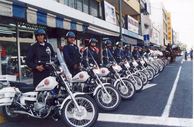 Policia Municipal de Culiacán