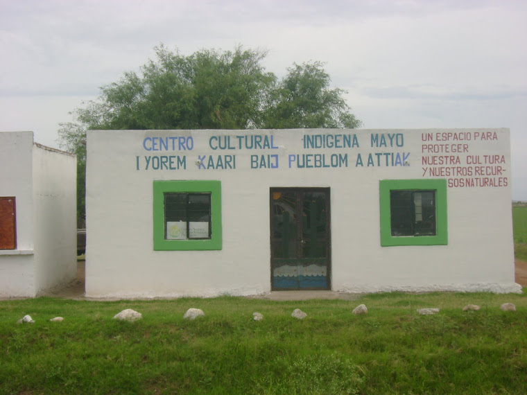Centro Cultural Indígena Mayo
