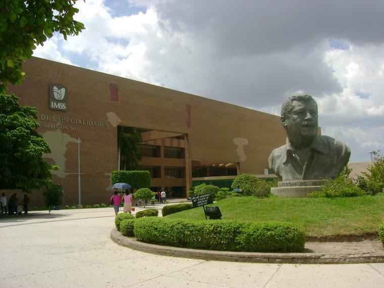 Hospital Regional de Especialidades del IMSS en Ciudad Obregón, Sonora