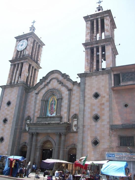 Catedral Virgen de Guadalupe de Tijuana BC