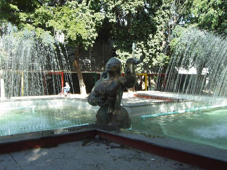 """El monumento conocido como """"La Locha"""" de la ciudad de Culiacán Rosales"""