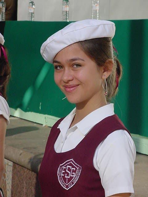 Altagracia, estudiante talentosa de la Ciudad de Culiacán Rosales
