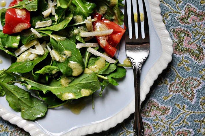 Салат с руколой с фото