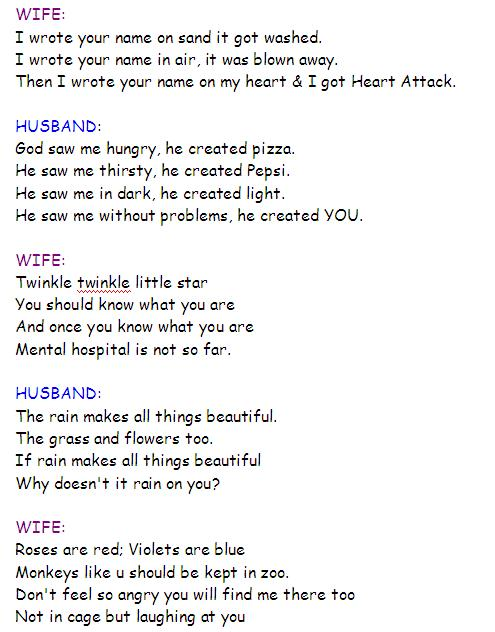 Birthday love poems for husband from wife 1