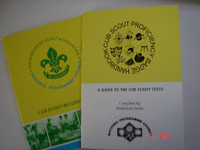Cub Scout Proficiency Badge Handbook