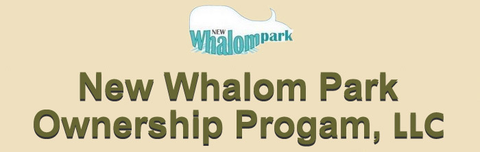 New Whalom Park Ownership Program, LLC