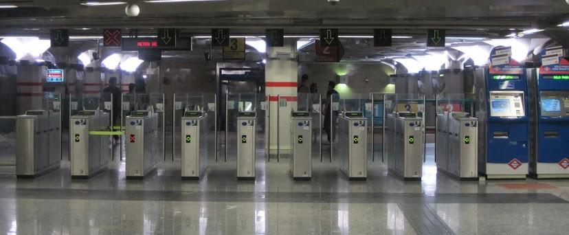 The Lost Underground Station