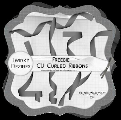 http://twinkydezines.blogspot.com/2009/07/cu-curled-ribbon-freebie.html