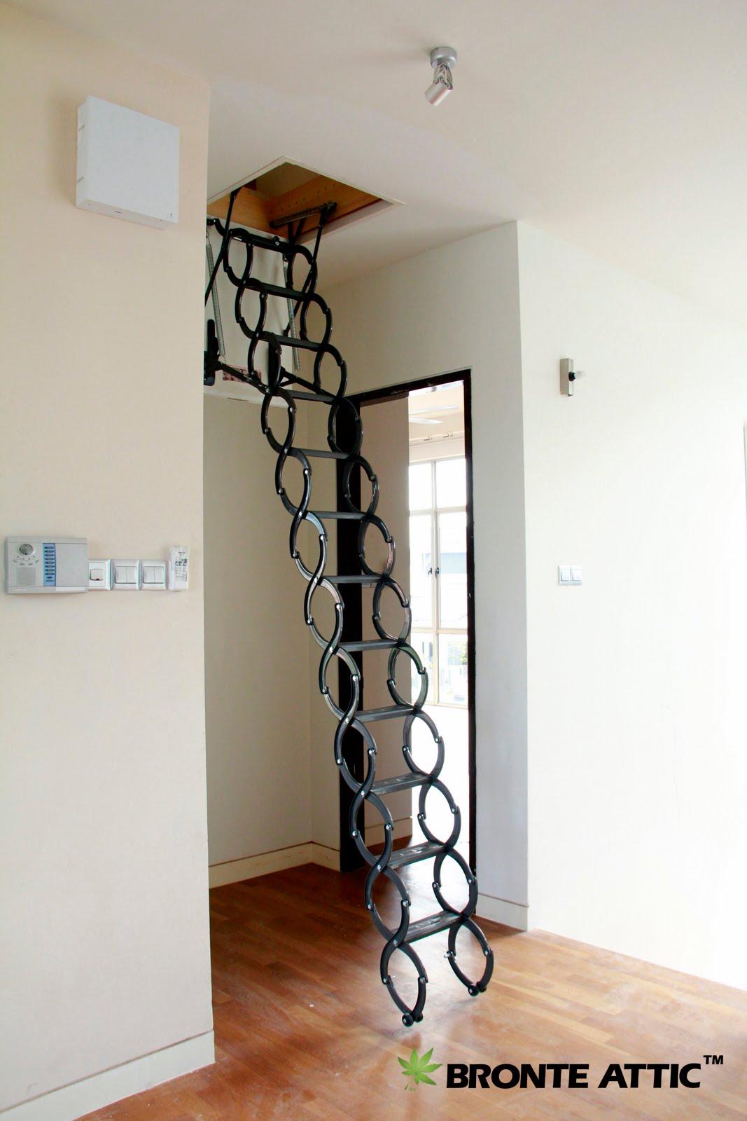 Lst Scissors Ladder