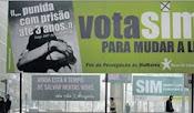 Portugal, 3 años de aborto legal, seguro y gratuito