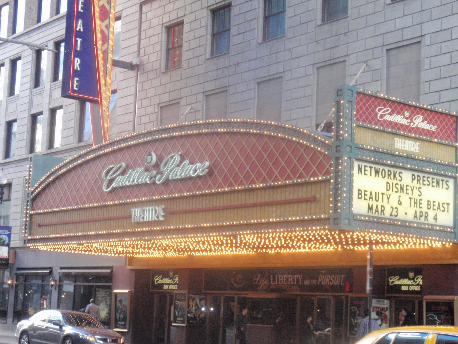 the amazing cadillac palace theatre. Cars Review. Best American Auto & Cars Review