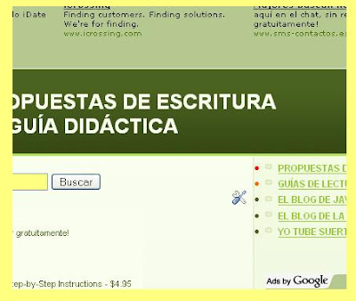 creación expresión comentario español castellano libros lecturas