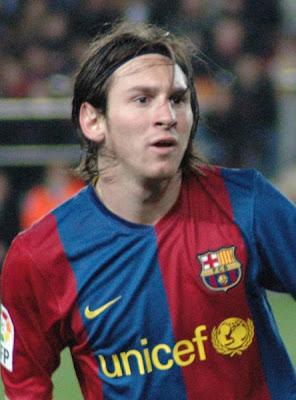 Messi piensa en el Barça
