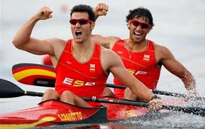 Oro para España