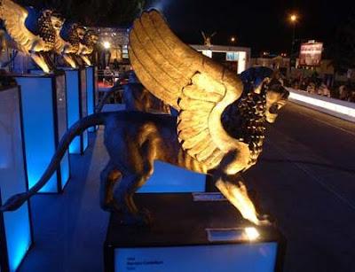 El León de Oro de la Mostra de Venecia