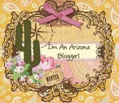 Proud to be an AZ Blogger