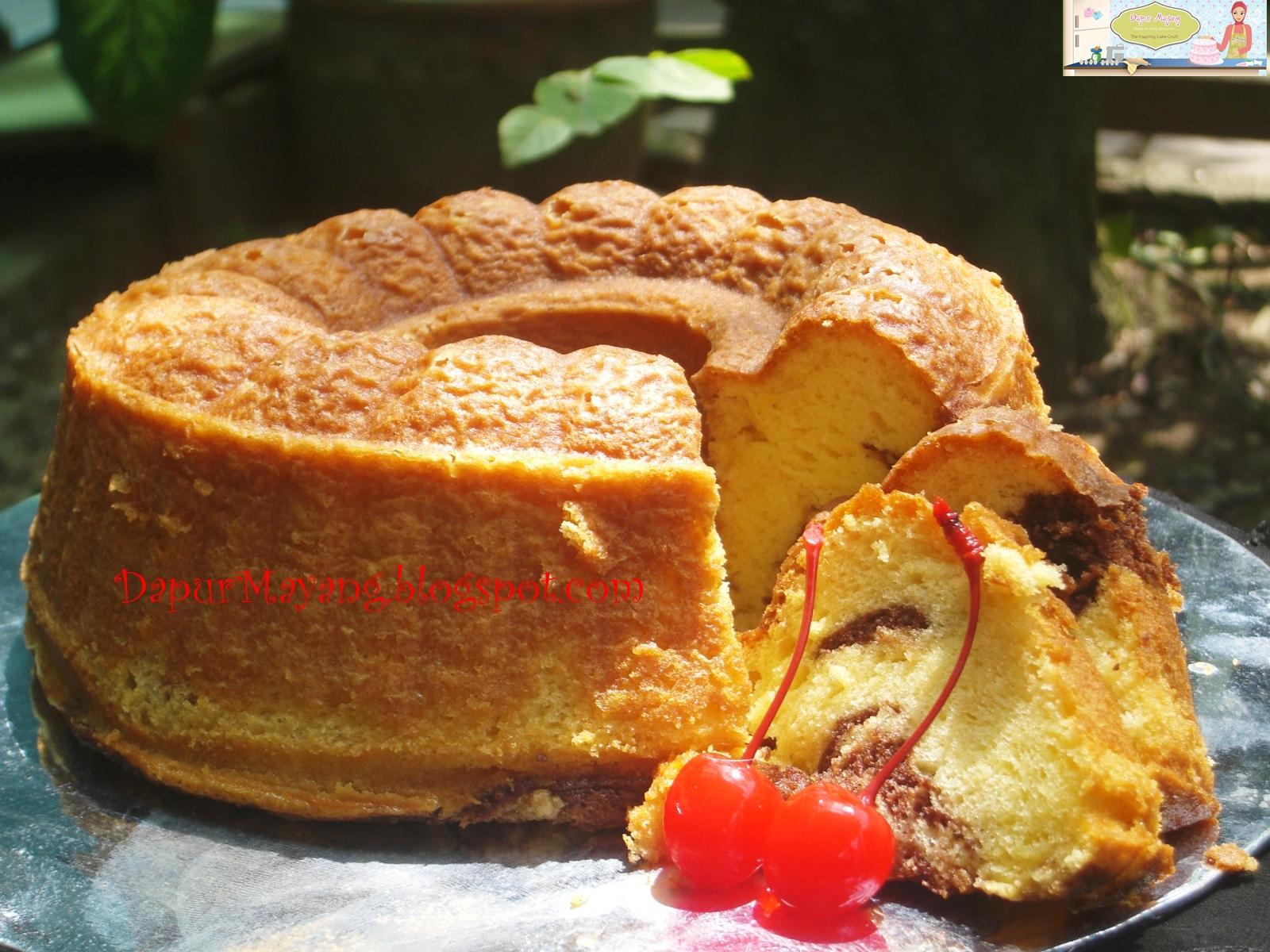 tekstur cake akan halu...lembut...kaga kalah dengan jenis dponge cake ...