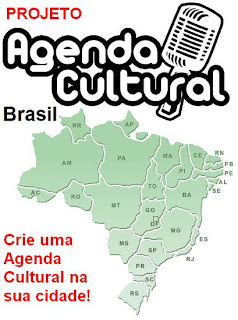 agenda cultural brasil