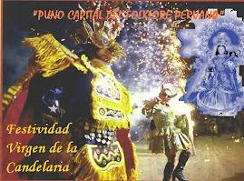 Todo sobre la Festividad Virgen de la Candelaria - Puno. Clic ->