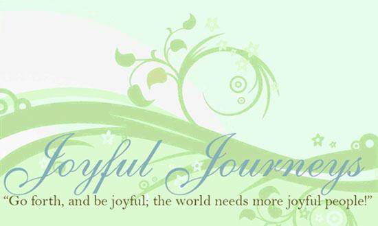 joyful journeys