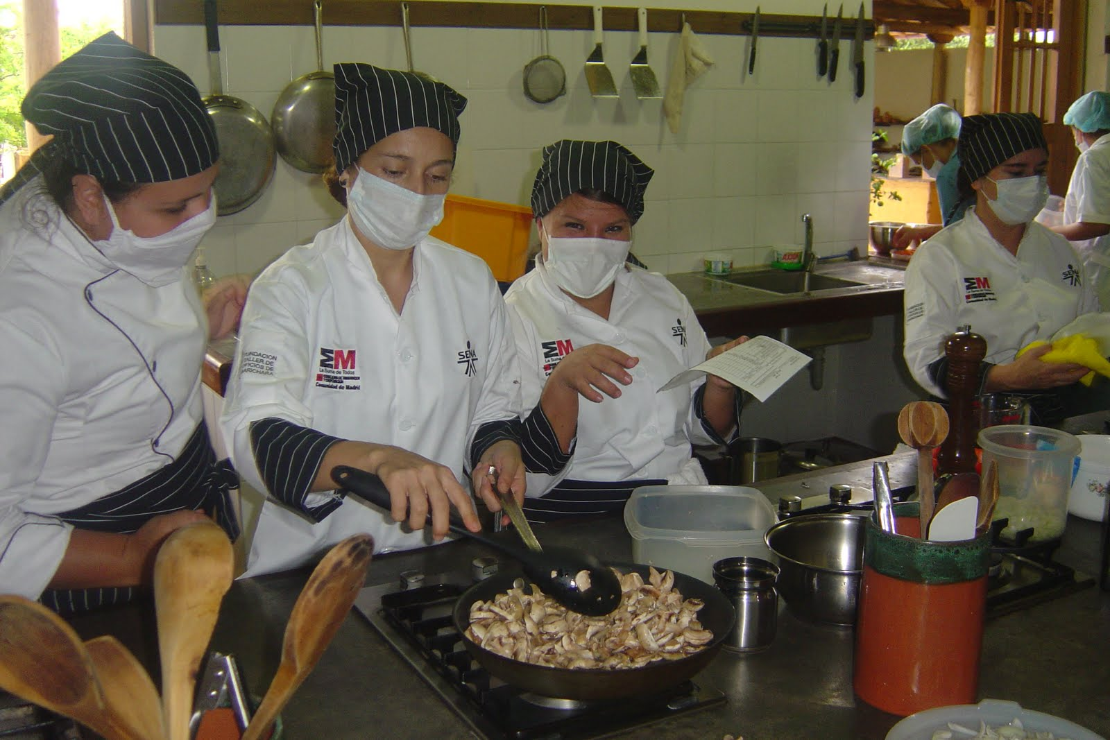 Tecnico en cocina 2010 entramos en la era de la cocina fria - Tecnico en cocina y gastronomia ...